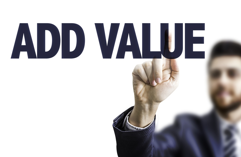 Despite various definitions, all come back to one universal point: value.