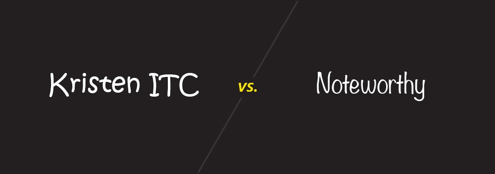Kristen ITC vs. Noteworthy
