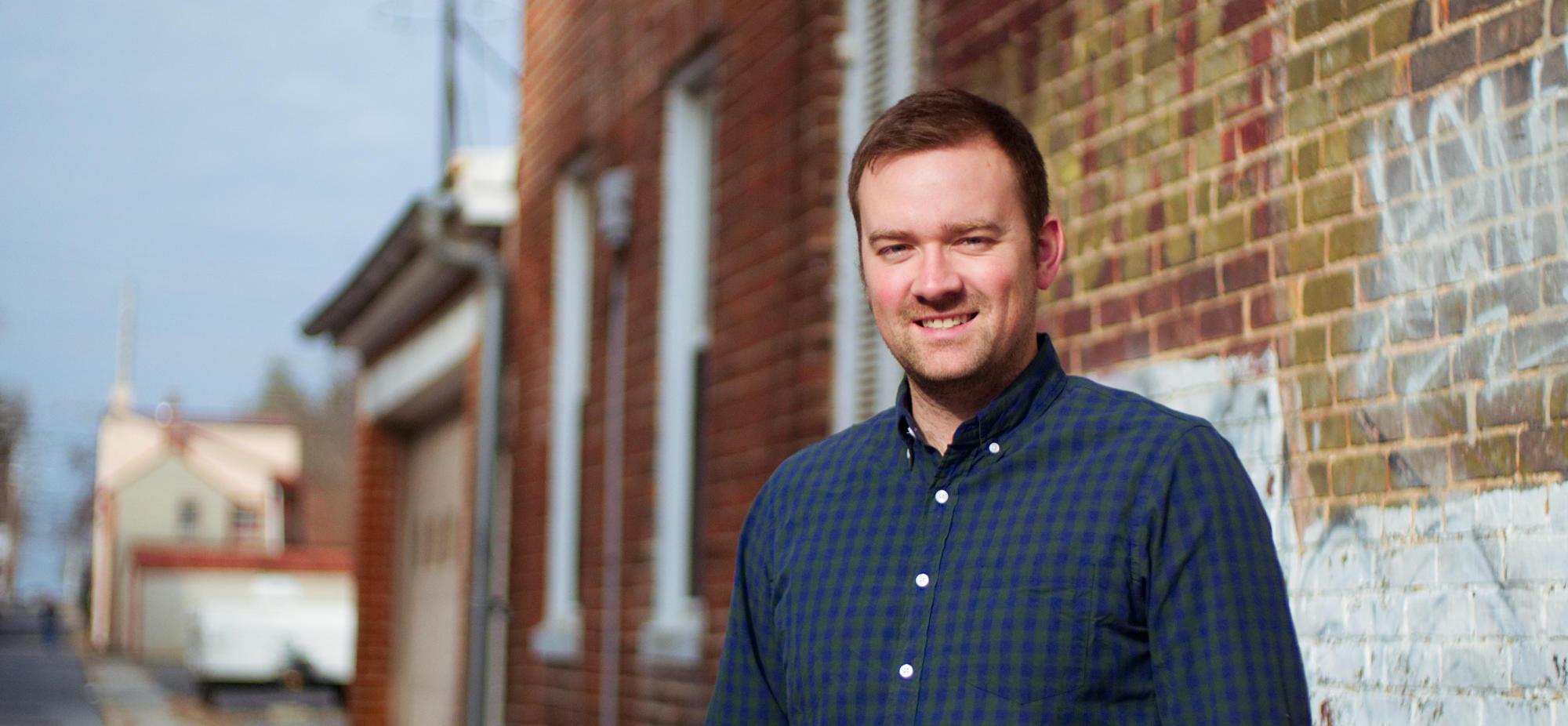Erik Pitzer, Graphic Designer, Illumine8 Marketing and PR